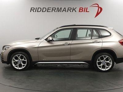 begagnad BMW X1 xDrive20d X-Line Navi Panorama M-Värm