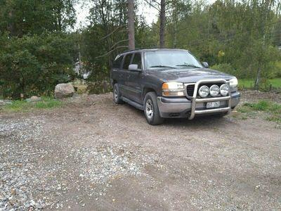 begagnad GMC Yukon XL 1500 5.3 V8 4WD Hydra-Matic