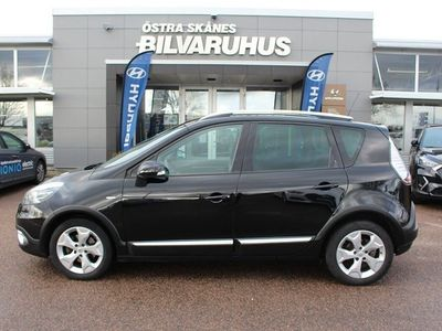 """begagnad Renault Scénic III ScénicXmod 1,5 DCi SS BOSE Ed """"Outlet""""(110hk)"""
