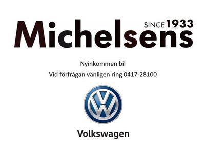 begagnad VW Golf Alltrack TSI 180 DSG6 4M Pluspaket 2018, Personbil 239 900 kr