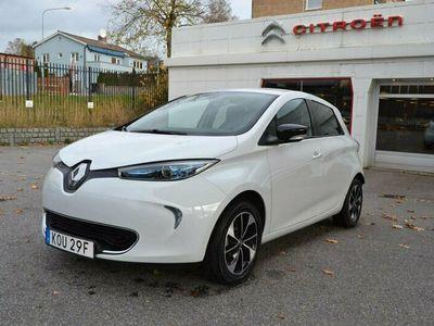 begagnad Renault Zoe R110 41 kWh 109hk FRIKÖPT BATTERI