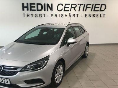 begagnad Opel Astra 1.4 EDIT Manuell, 125hk