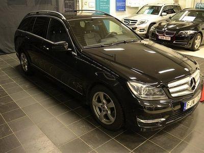 begagnad Mercedes C220 CDI AMG 7G 9300 MIL