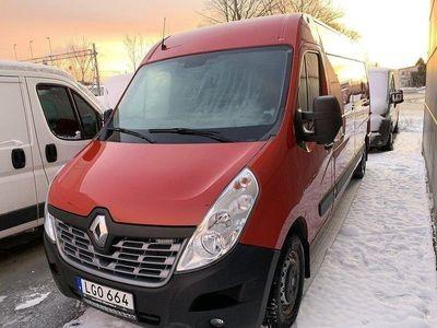 begagnad Renault Master 2,3 dCi 163hk FWD L3H2 GPS/dra