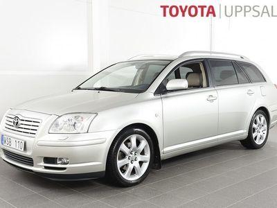 gebraucht Toyota Avensis 2,4 Executive Auto/ Drag