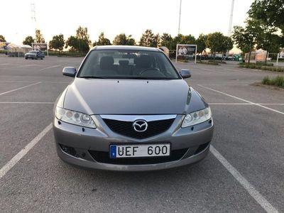 begagnad Mazda 6 2.0 Automat