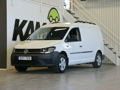begagnad VW Caddy Maxi 2.0 TDI Drag Moms S&V-Hjul 102hk