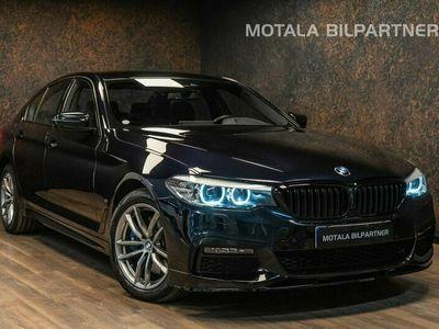 begagnad BMW 530 E XDRIVE IPERFORMANCE