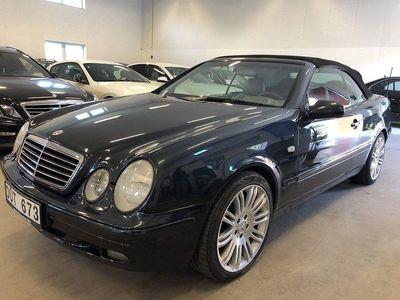 begagnad Mercedes CLK230 Kompressor Cabriolet Au -00