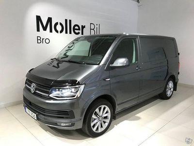 gebraucht VW Transporter TDI240 DSG 4M 3000 2017, Transportbil 339 000 kr
