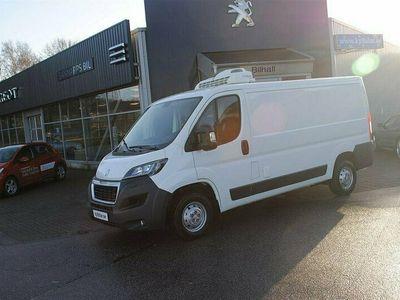 begagnad Peugeot Boxer 2,0 HDI Euro 6 10m3 Frysbil/kyl