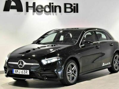 begagnad Mercedes A250 - BenzE Laddhybrid