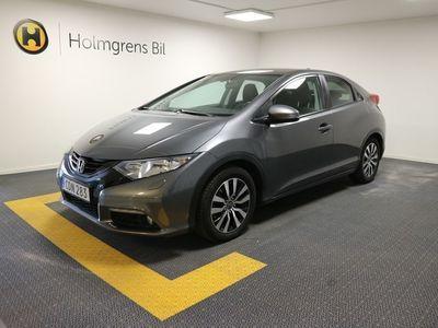 begagnad Honda Civic 1.6 i-DTEC 5dr (120hk)