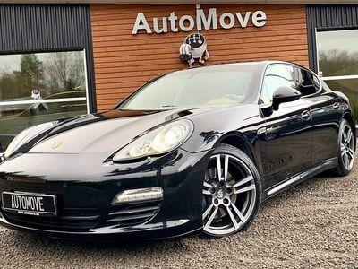 begagnad Porsche Panamera 3,0D