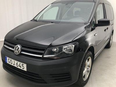 begagnad VW Caddy Maxi Life MPV 2.0 TDI (102hk)