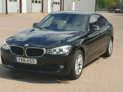 begagnad BMW 318 Gran Turismo d Steptronic Sport line Euro 6