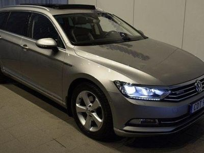 begagnad VW Passat 2.0 TDI Executive