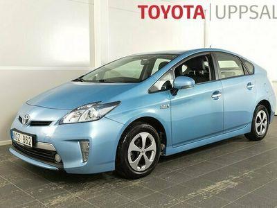 begagnad Toyota Prius Plug-in Hybrid Business 2013, Halvkombi Pris 139 800 kr