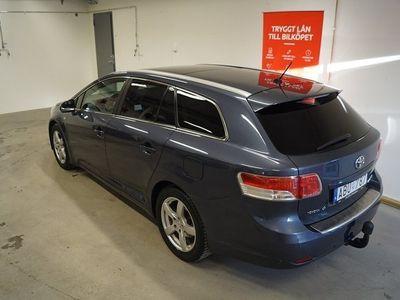 begagnad Toyota Avensis Kombi SÅLD