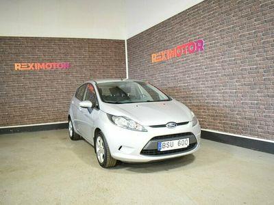 begagnad Ford Fiesta 5-dörrar 1.4 TDCi 70hk Ny Besiktad