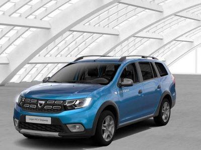 begagnad Dacia Logan II MCV PhII 0.9 TCe 90 Stepway 2017, Kombi 130 050 kr