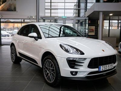 used Porsche Macan PDK Nypris 696.300.- Leasebar