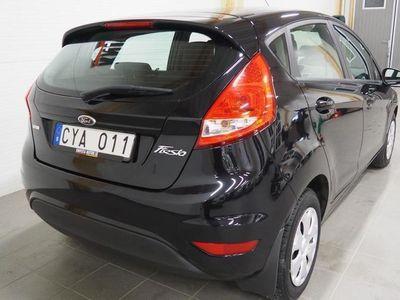 begagnad Ford Fiesta 1.4 TDCi (motorv+cd) -11