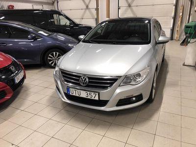 begagnad VW CC Passat 2,0 TdiHighline Kamrem -10