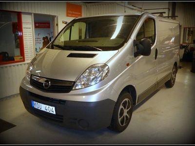 begagnad Opel Vivaro 2,0CDTI -10