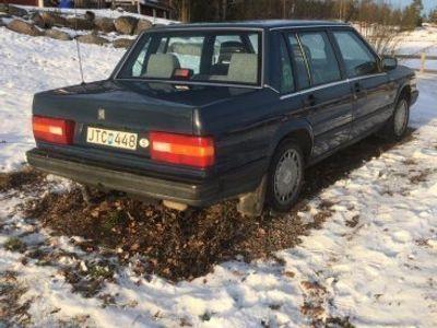 begagnad Volvo 744 -883 GL -90