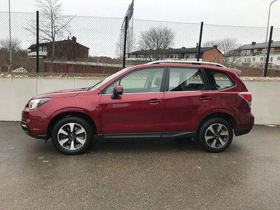 begagnad Subaru Forester 2,0D 4WD XE Drag/V-hjul/MoK