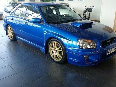 begagnad Subaru Impreza WRX 2.0 4WD 225hk