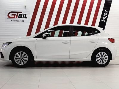 begagnad Seat Ibiza 1.0 TSI Panorama Eu6 95hk