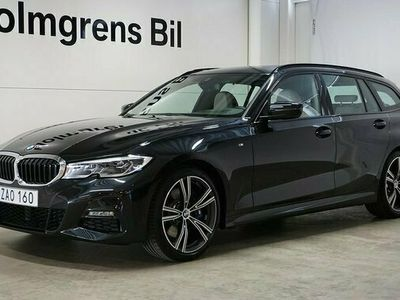"begagnad BMW 330 i xDrive Panorama El-Stol Värmare 19"" Head-Up 2020, Kombi Pris 469 800 kr"