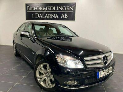 begagnad Mercedes C350 Automat Avantgarde 272hk Ny servad Ny Be