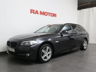 begagnad BMW 520 d Touring Aut Dragkrok 2013, Personbil 119 800 kr