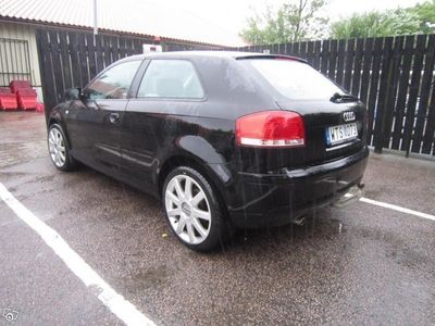 begagnad Audi A3 1,6 fsi -05