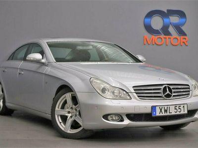 begagnad Mercedes CLS500 7G-Tronic S+V Hjul Taklucka 306hk
