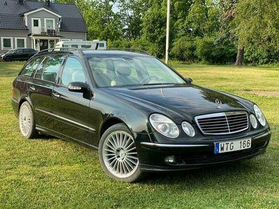 begagnad Mercedes E350 4MATIC 5G-Tronic 272hk