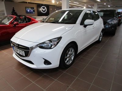 begagnad Mazda 2 5-dörrar 1.5 SKYACTIV-G 75h Euro 6