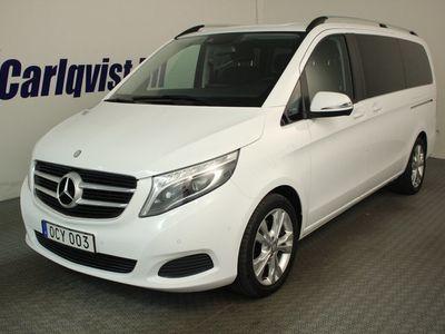 begagnad Mercedes V220 CDI MERCEDES V-KLASS LÅNG 163HK 7-Sits Aut