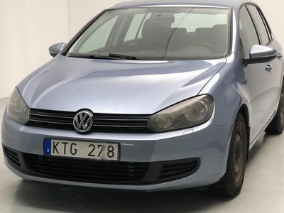 begagnad VW Golf VI 1.4 TSI 5dr