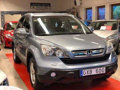 begagnad Honda CR-V 2.0 i-VTEC 4WD Drag 150hk
