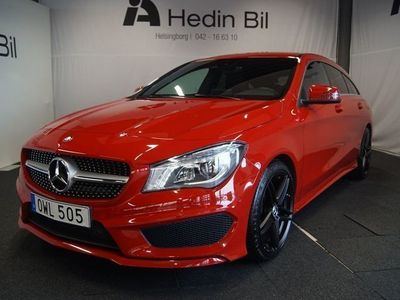 begagnad Mercedes CLA250 Shooting Brake 4MATIC AMG-Style
