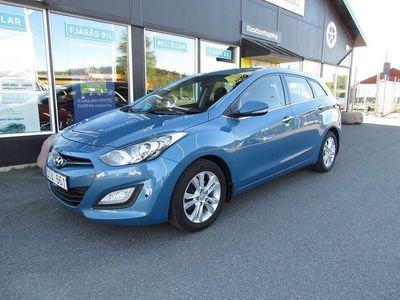 begagnad Hyundai i30 1.6 GDI 135hk Business -13