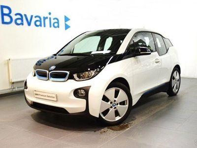 begagnad BMW i3 60 Ah Automat Comfort 170hk