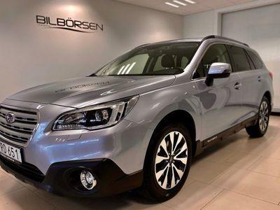begagnad Subaru Outback 2.5i Summit CVT (Drag)