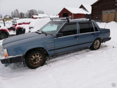 used Volvo 740 -87