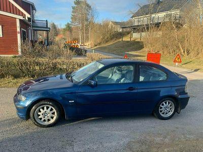 begagnad BMW 316 Compact TI