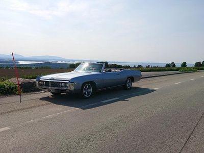 begagnad Buick Le Sabre Custom Convertible 5.7 V8